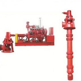 Pompe à incendie à turbine verticale FVTE/FVTM