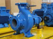 API End Suction Chemical Process Pump