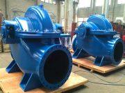 Split Case Pump Interchange With RDL