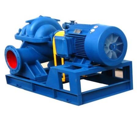 EOS Axially Split Case Pump