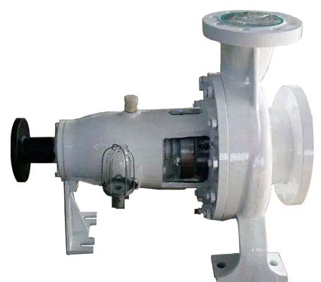 ECZ Horizontal Back Pull Out Centrifugal Pump