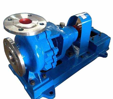 EIO/EIH/EIJ ISO Horizontal Back Pull Out Centrifugal Pump