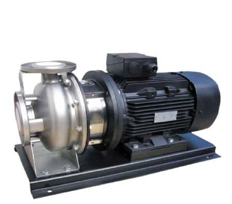 EIS  SS ISO Horizontal Close Coupling Centrifugal Pump