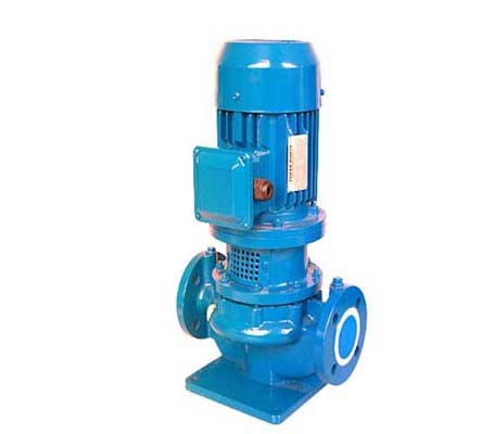 ENV Vertical Normal Inline Pipe Centrifugal Pump