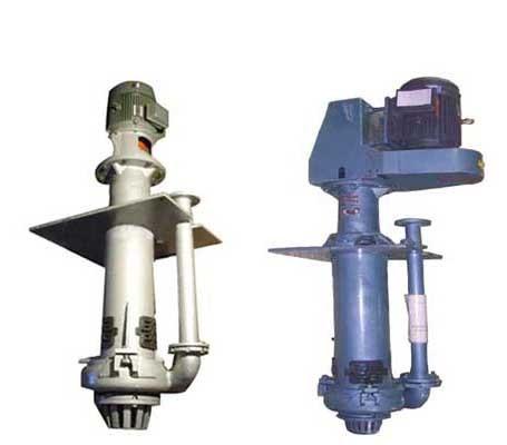 EZJ Vertical Slury Sump Pump