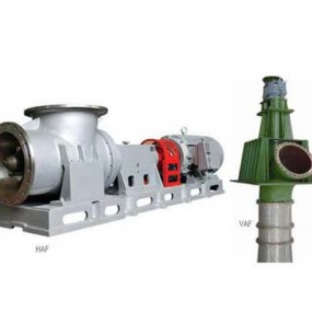 Chemical Axial Flow Pump HAF/VAF