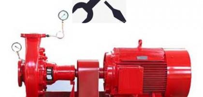 Fire Pump Maintenance
