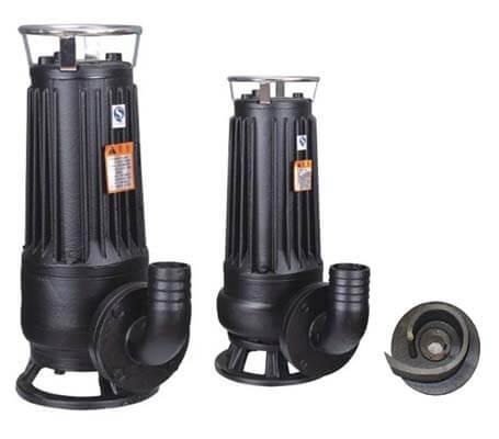 EAS/EAV Vortex Submersible Sewage Pump