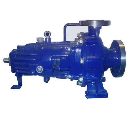 EZA(OH1) Overhung Chemical Process Pump