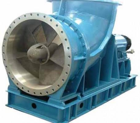 HAF/VAF Horizontal/Vertical Chemical Axial Flow Pump