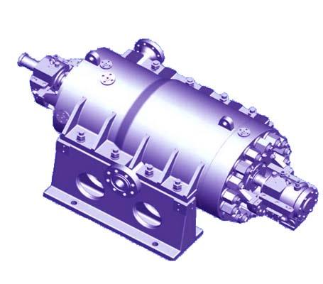 BED,BDG(BB5) Barrel Multistage Centrifugal Pump