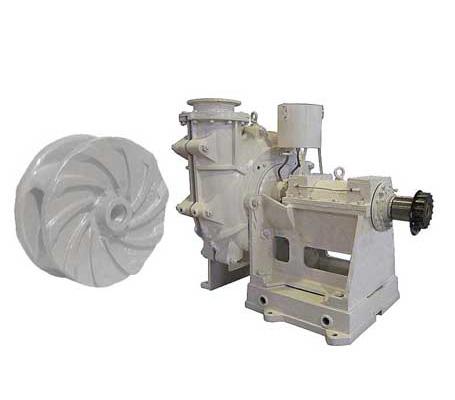 EAH/EHH Horizontal Slury Pump
