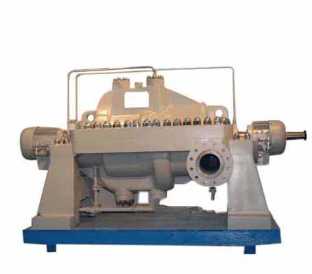 EDK(BB3) Between Bearing Multistage Axially Split Casing Pump