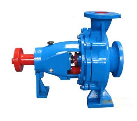 EIO/EIH/EIJ ISO Horizontal Back Pull Out Centrifugal Pump